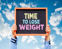 Time to Lose Weight - Wholly Healing